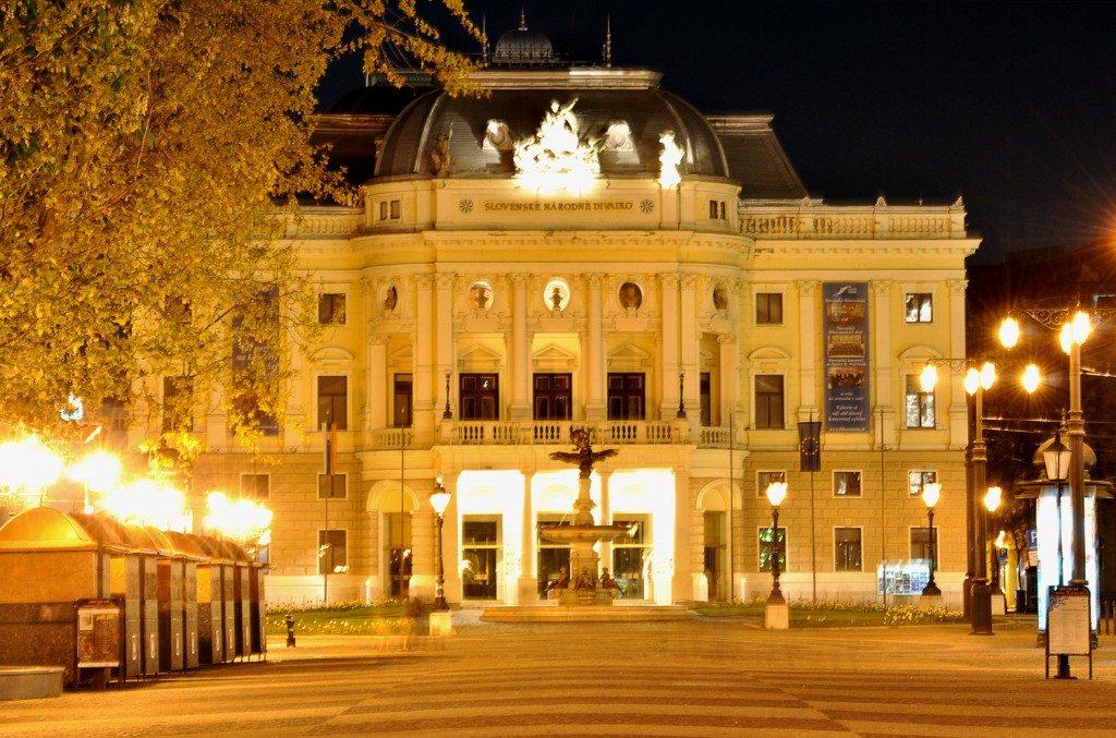 Slovak National Theatre - Opera House Bratislava