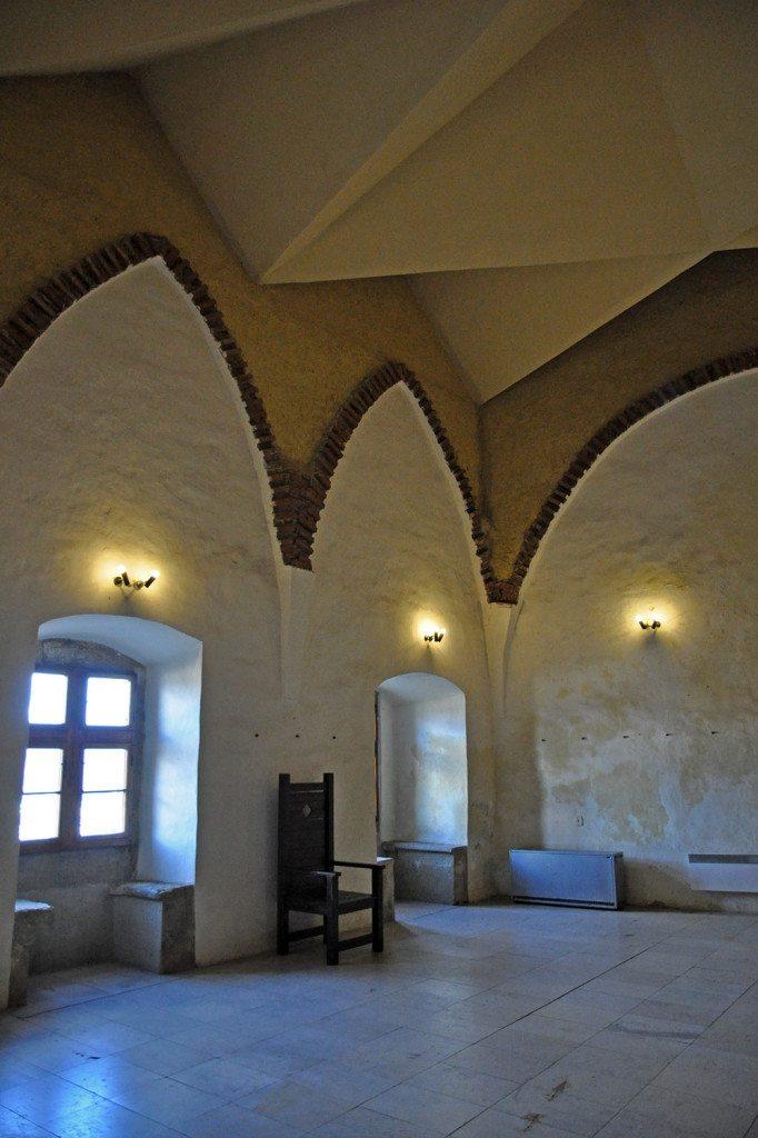prezentačný palác Trenčiansky hrad