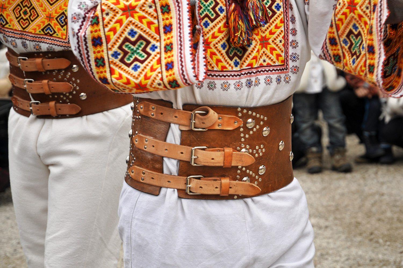 čičmany - Folk traditions in Slovakia