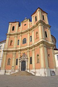 Kostol trinitárov v Bratislave