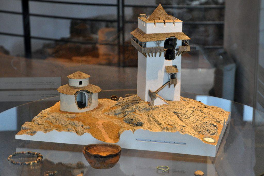 Trenčiansky hrad a rotunda