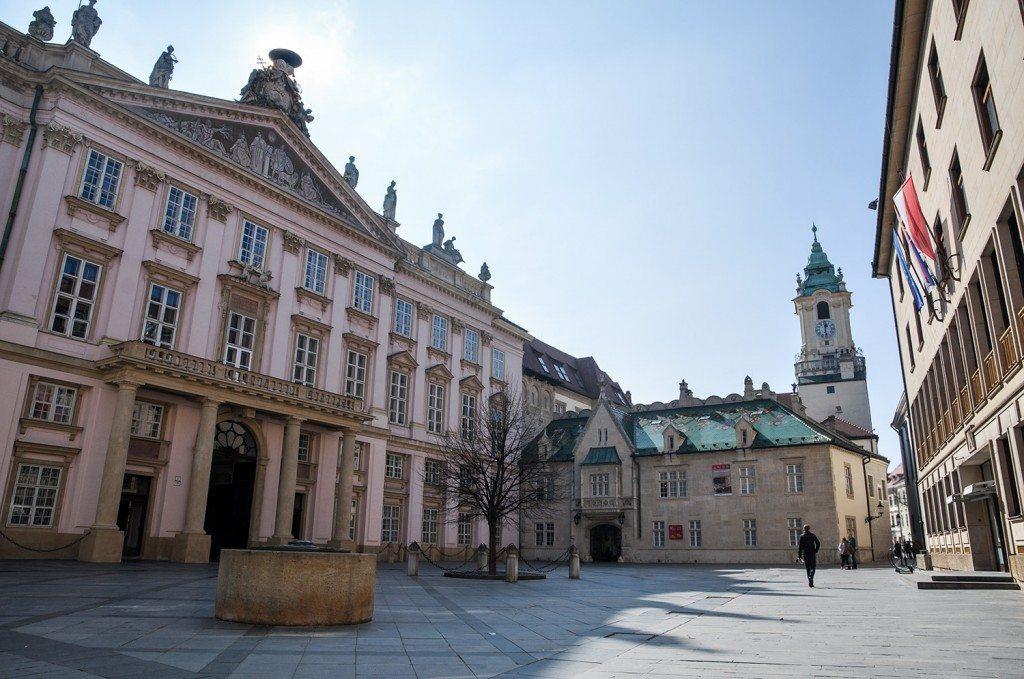 Bratislava - Primate's palace