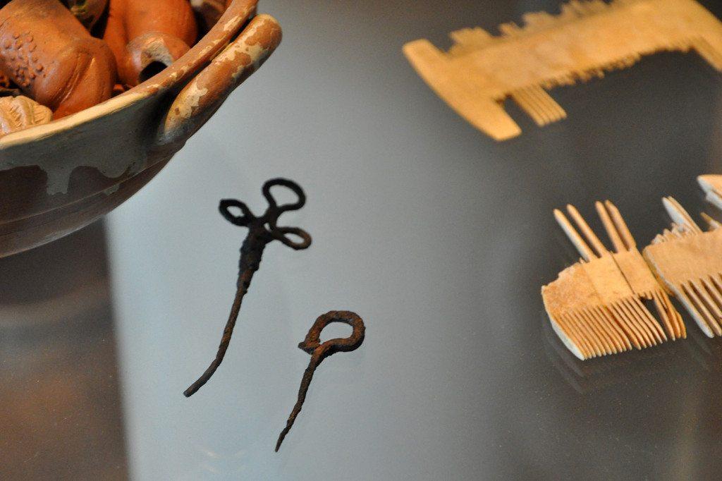 starodávne nástroje - trenčín