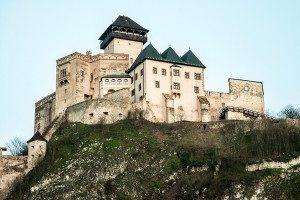 Trenčín a Trenčiansky hrad