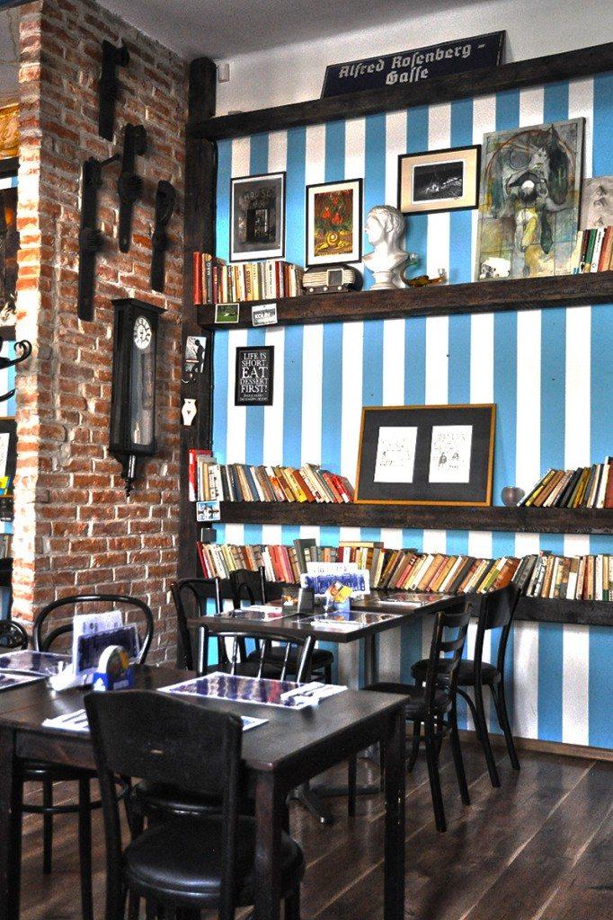 Reštaurácie Piešťany - BlueS