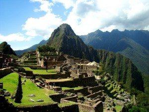 Machu Picchu v Peru | stratené mesto Inkov
