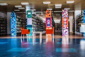 mestská knižnica Piešťany