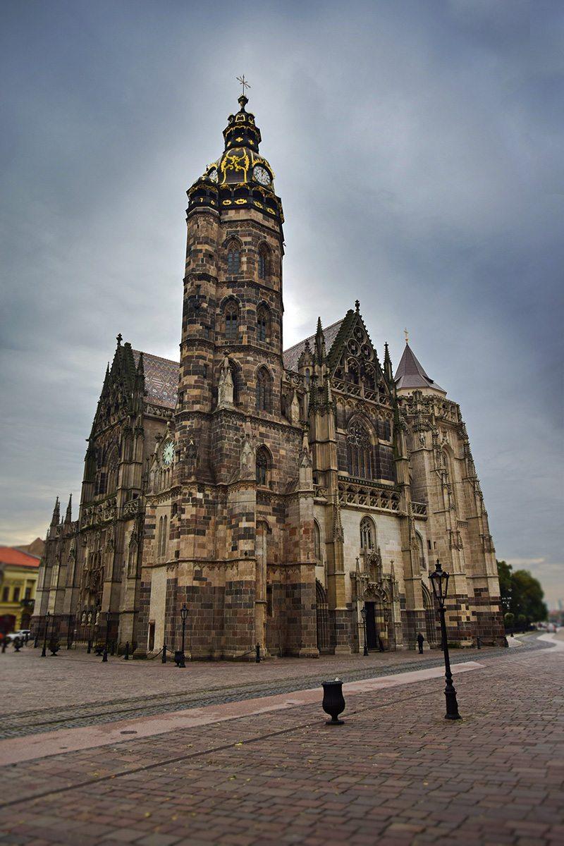 katedrala sv. alzbety kosice
