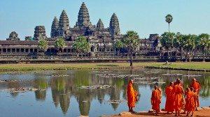 Vietnam a Kambodža - Angkor Wat