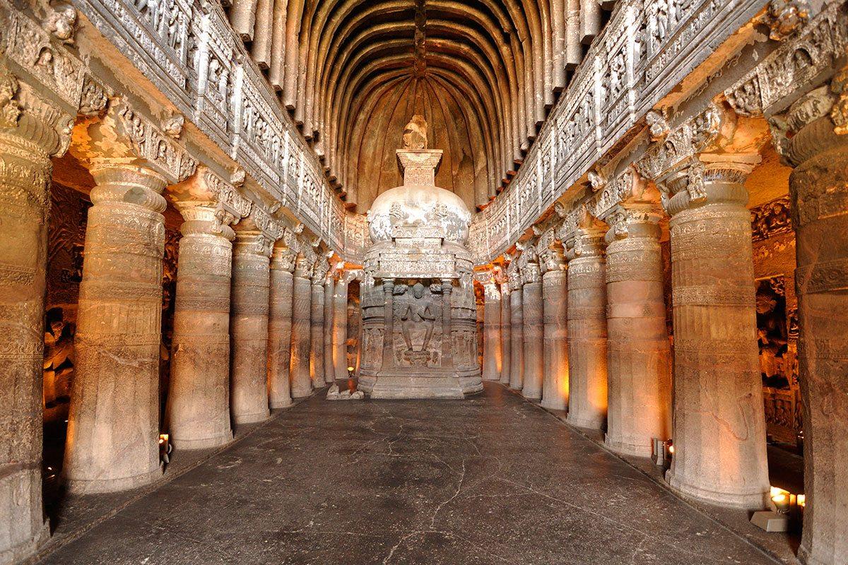Chrám , Južná India