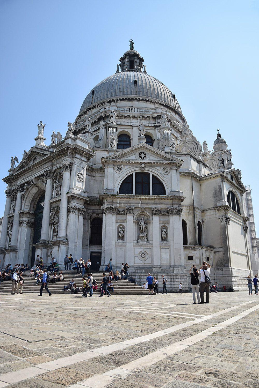 Benátky - basillica santa maria