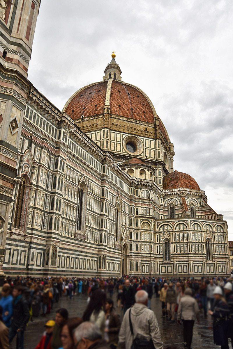 Duomo Florencia, Toskánsko