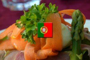 zelenina po portugalsky - portugalčina pre začiatočníkov