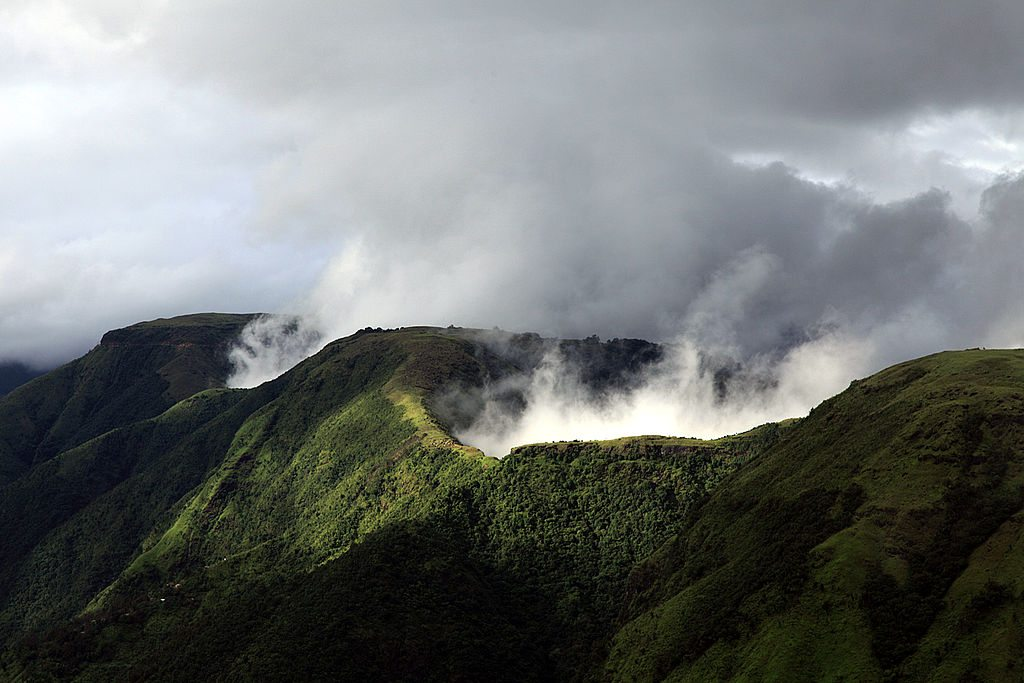 Meghalaya - najupršanejšie miesta na svete