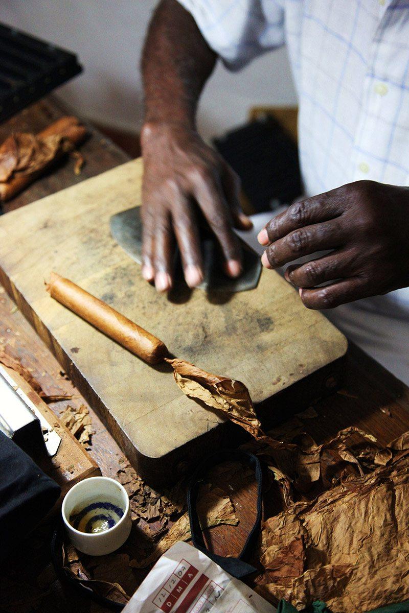 Kubánske cigary