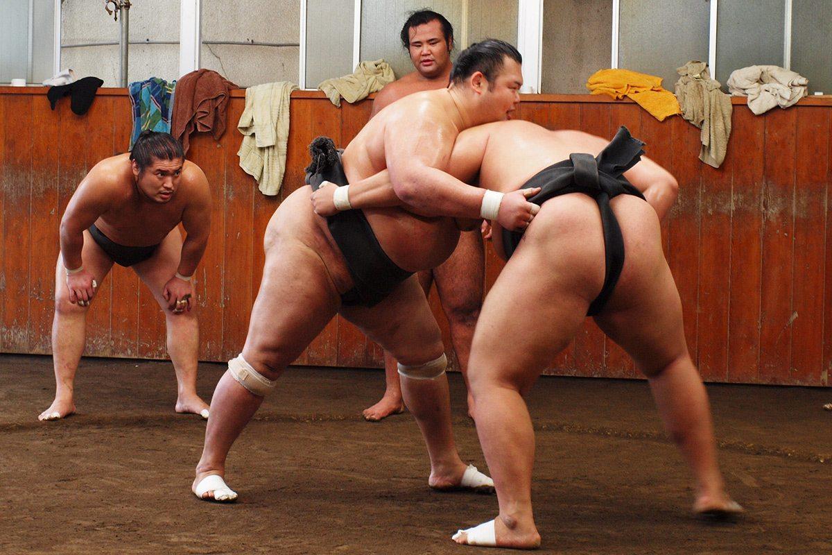 Sumo, japonský tradičný šport