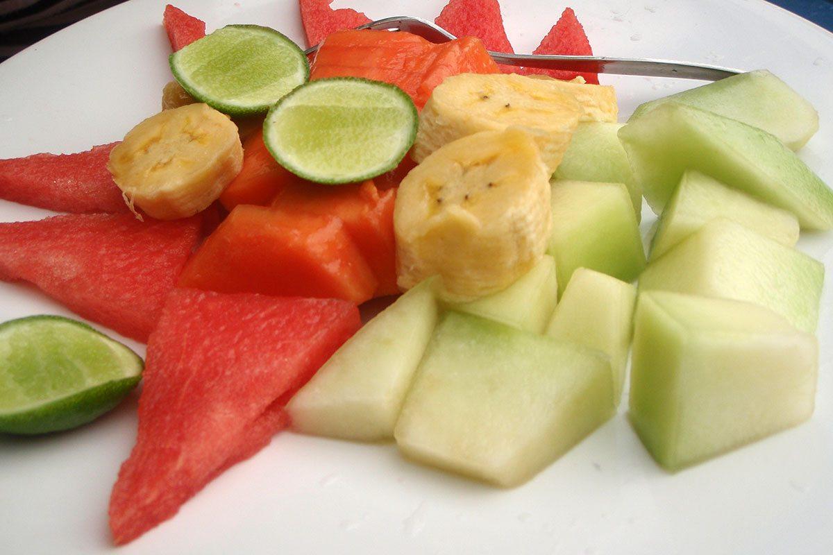 jedlo na Bali