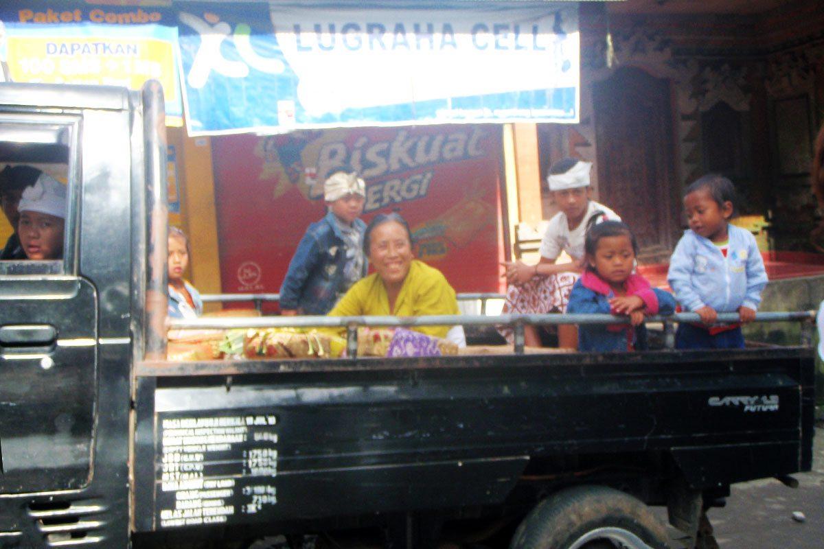 cestovanie na Bali