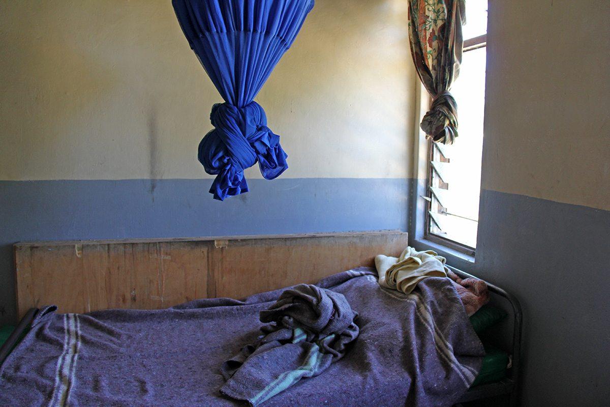 Nemocnica v Malawi