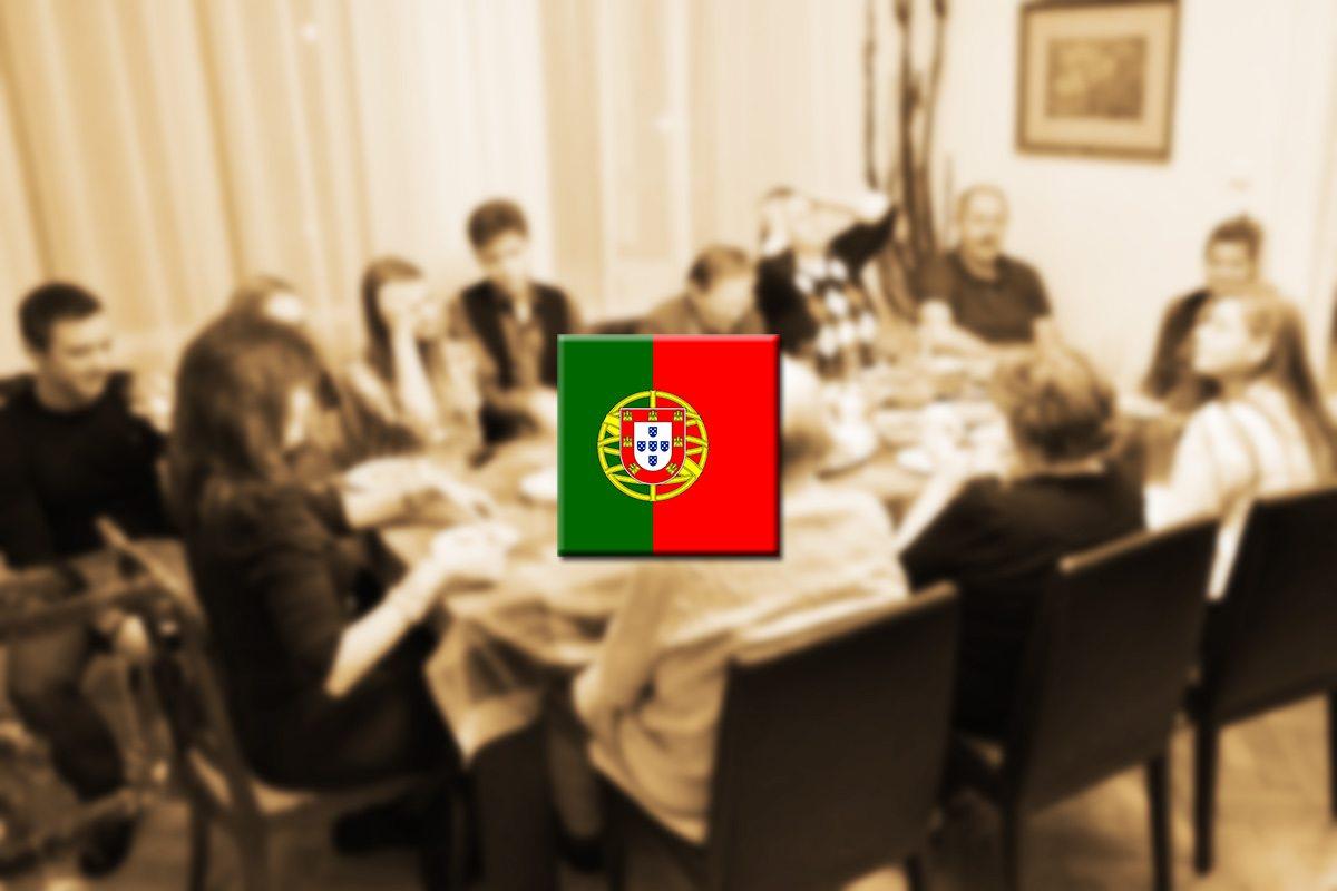 portugalčina pre samoukov - rodina po portugalsky