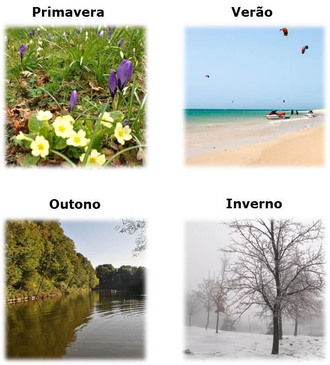 Portugalčina - ročné obdobia