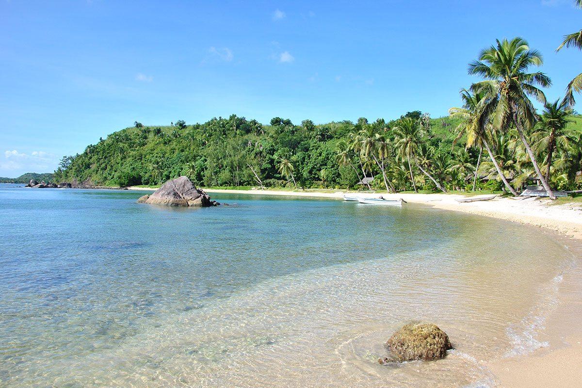 Pláže na Madagaskare