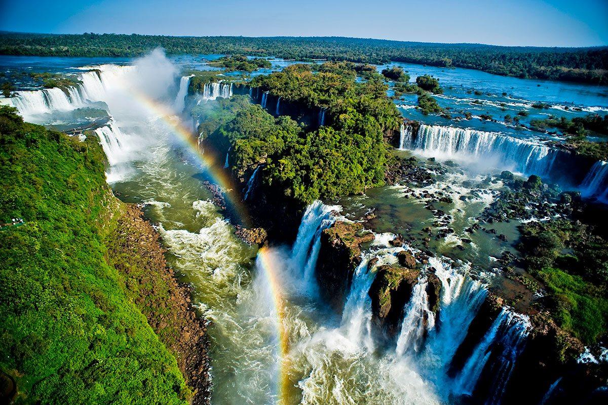 Argentína, Patagónia, Brazília