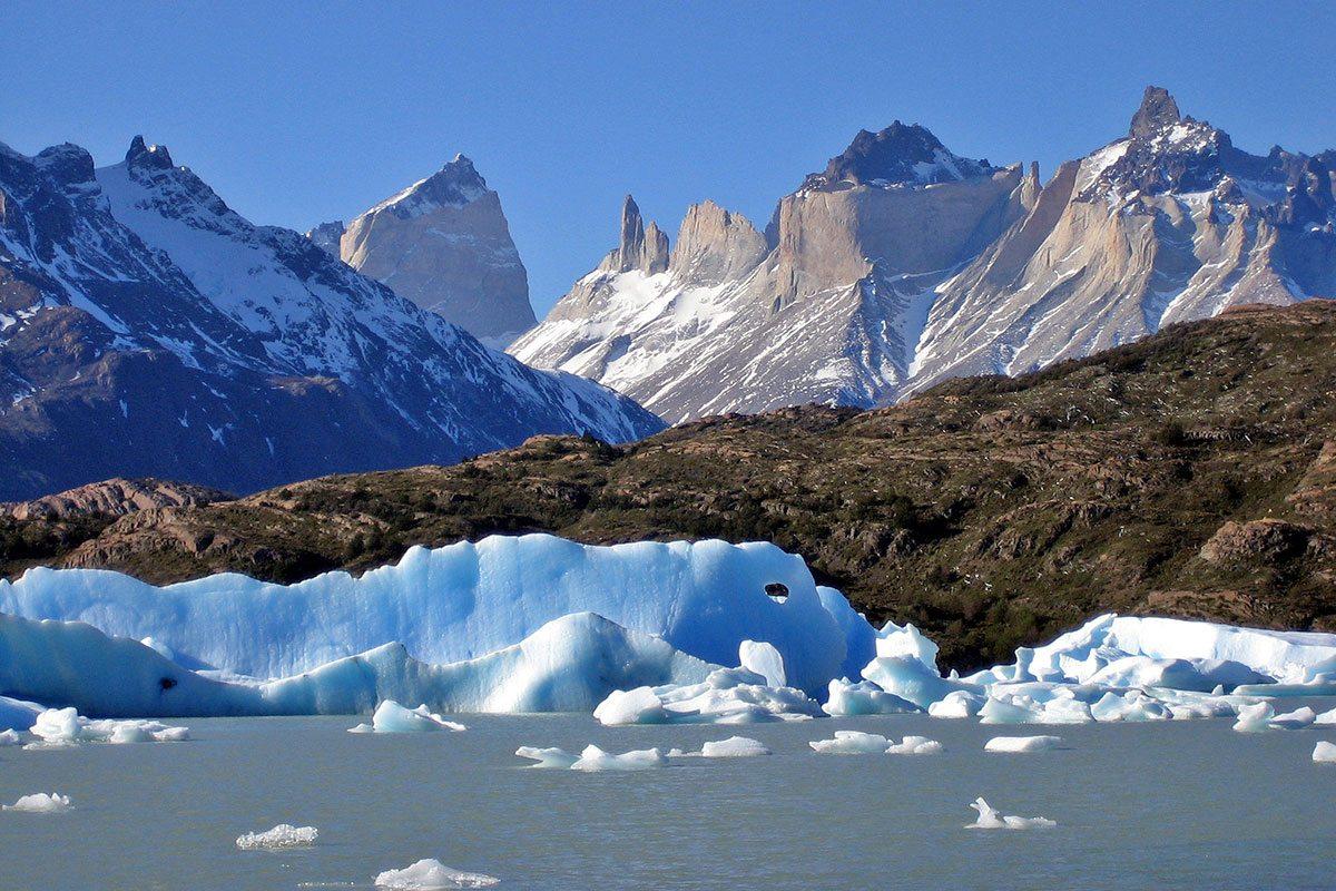 Patagónia, Perito Moreno