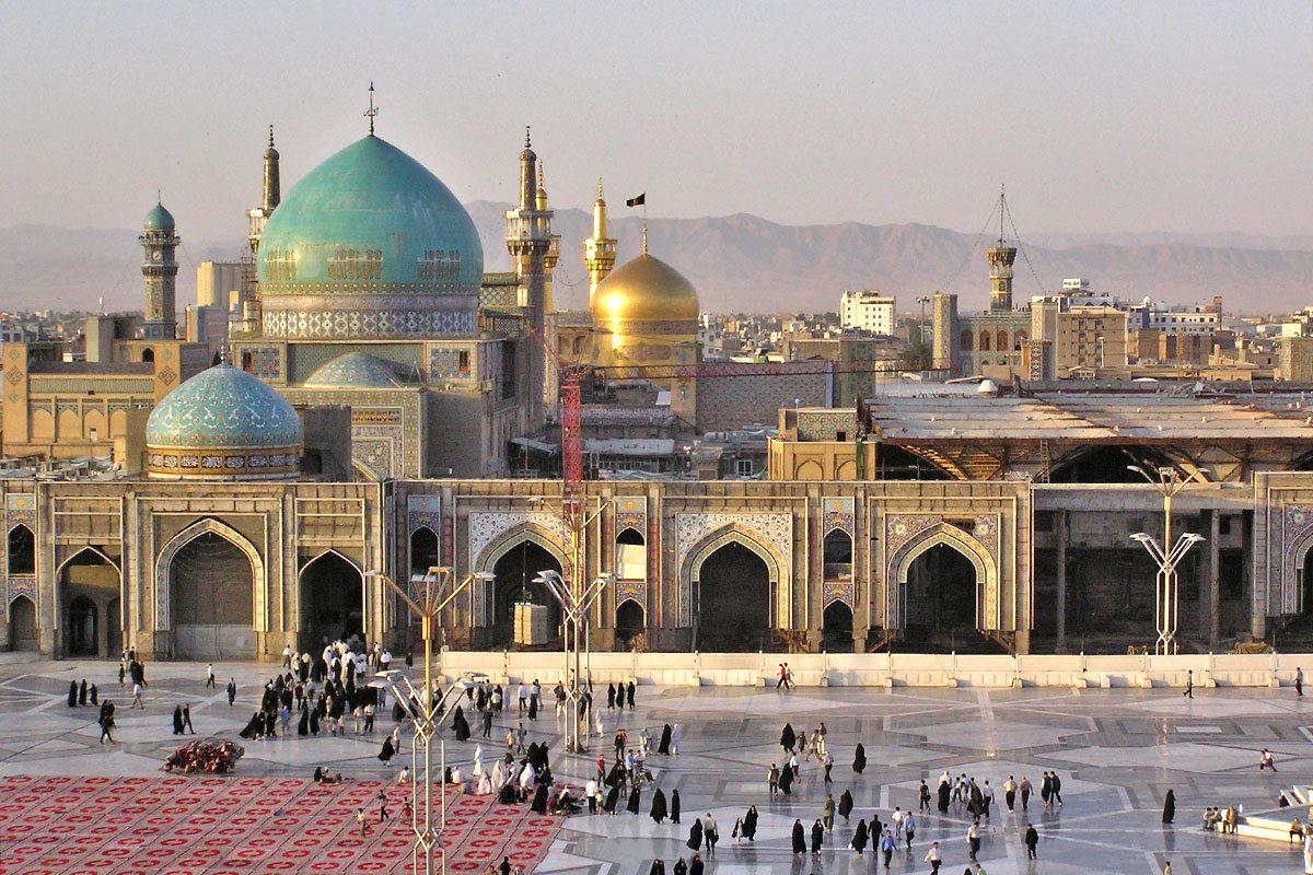Mashad, Irán
