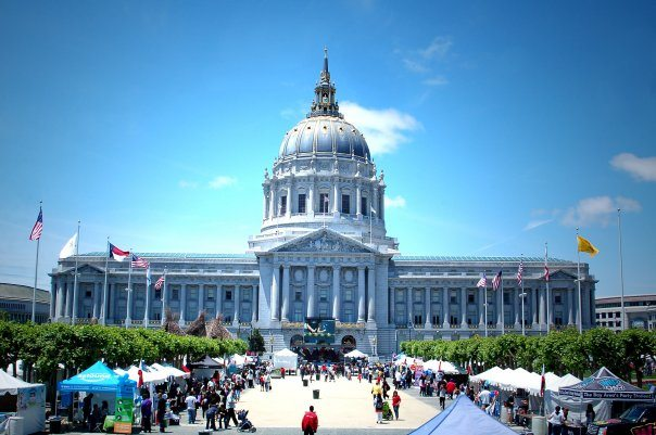 San Francisco's City Hall