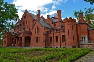 Sangaste-Manor, Estónsko