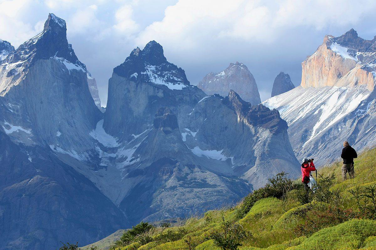 Patagónia, Torres del Paine
