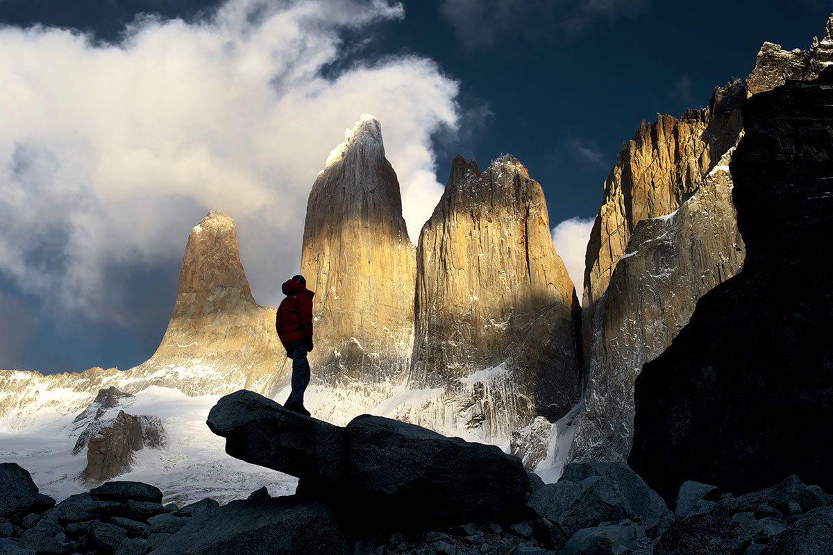 Torres-del-Paine, Patagónia