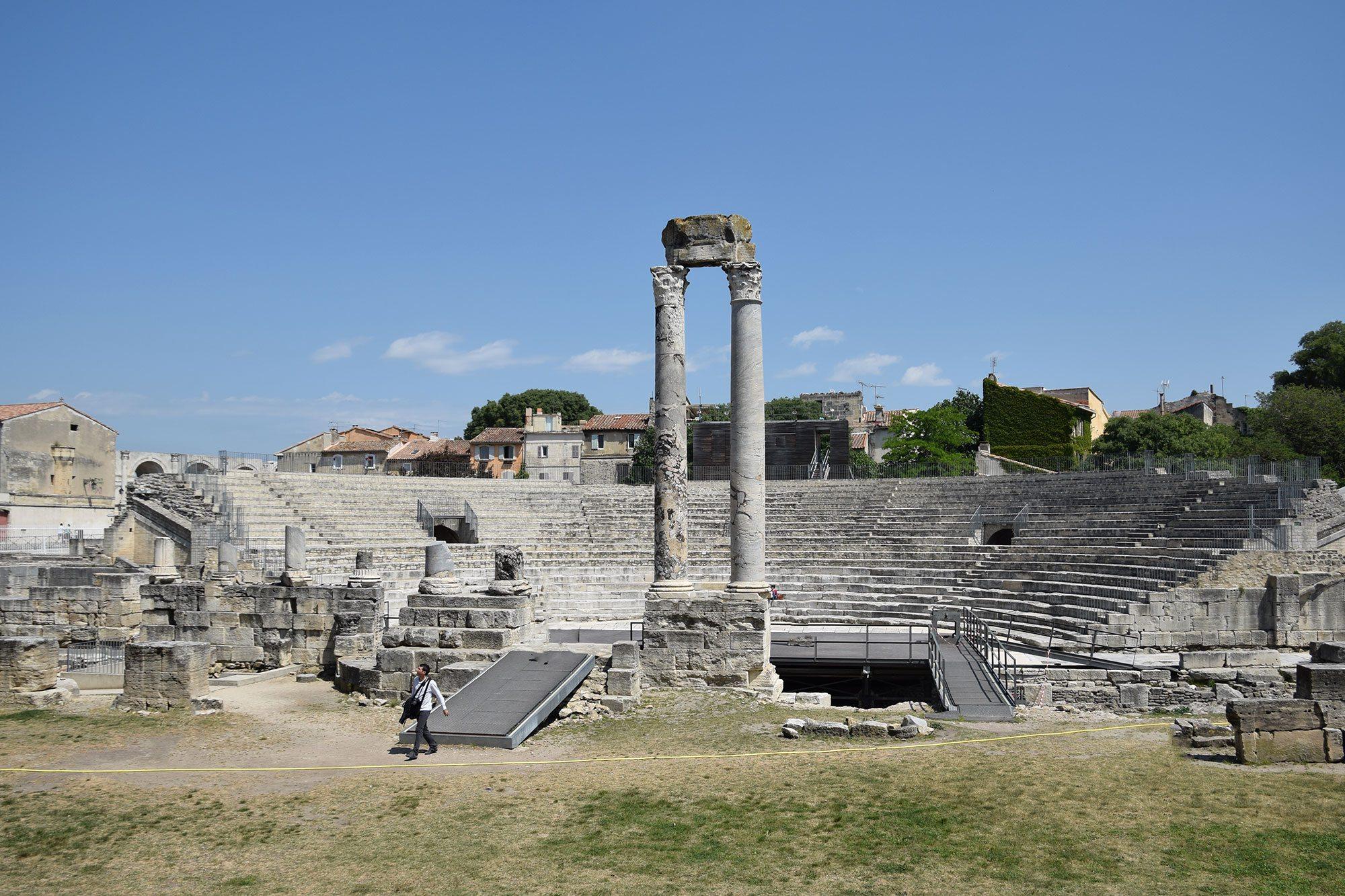 arles rímske ruiny