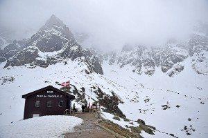 cesta na mont blanc