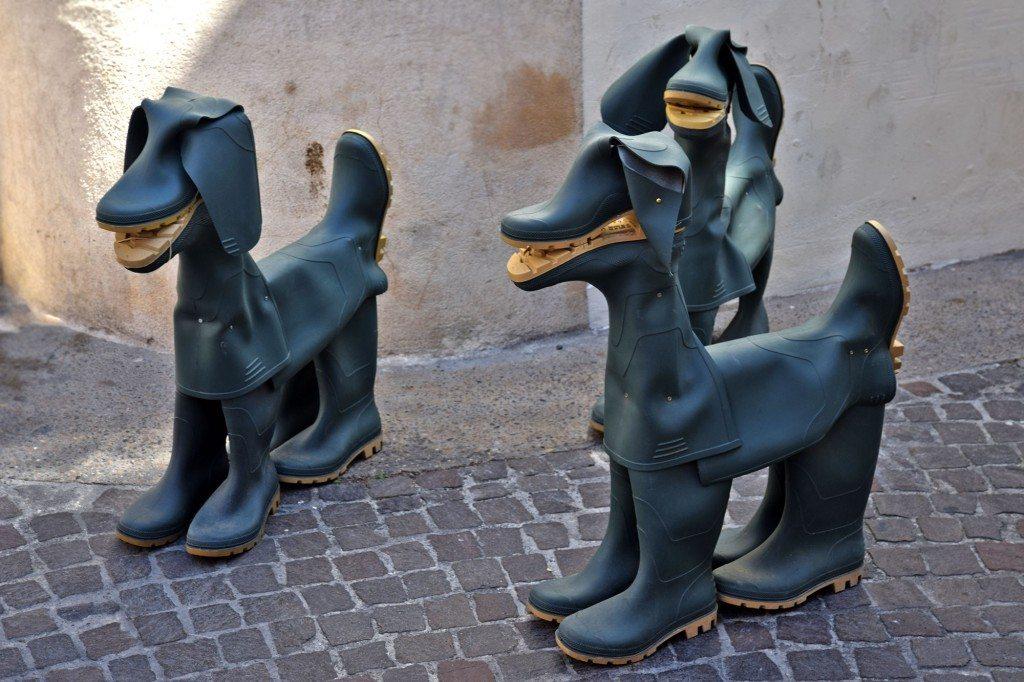 gumákové psi