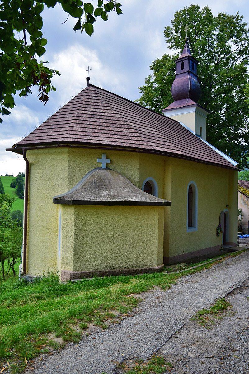 Kostol, Vlkolínec