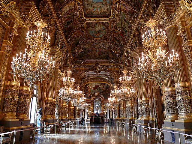 Opera Garnier, Paríž
