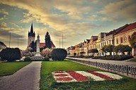 Prešov v HDR