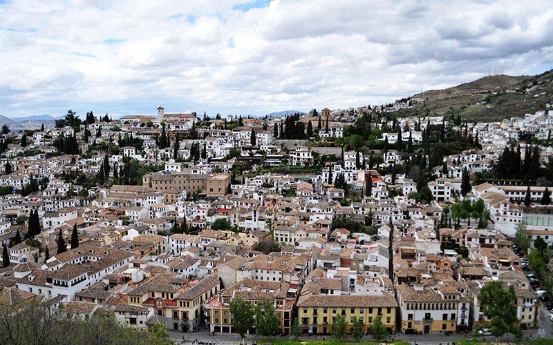 Andalúzia