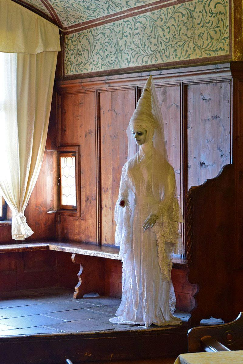 biela pani z Oravského hradu