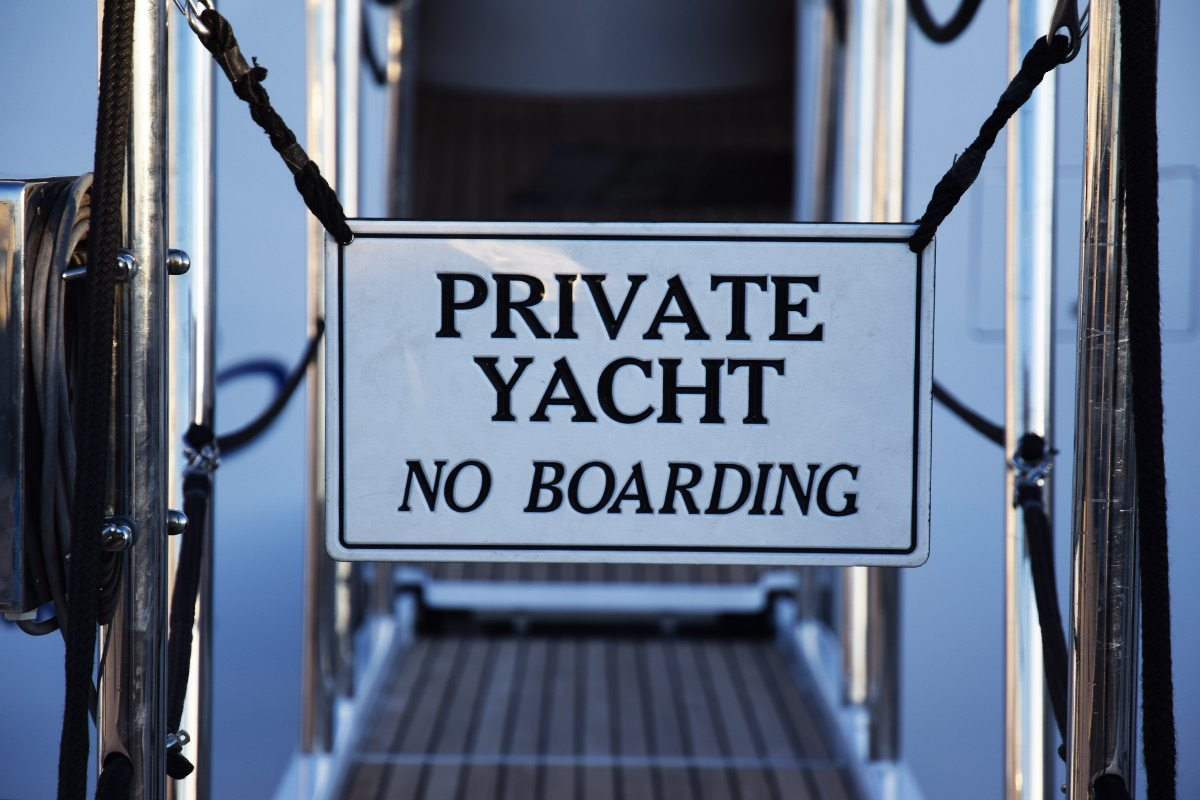 súkromné jachty