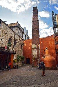 jameson destiléria, Dublin