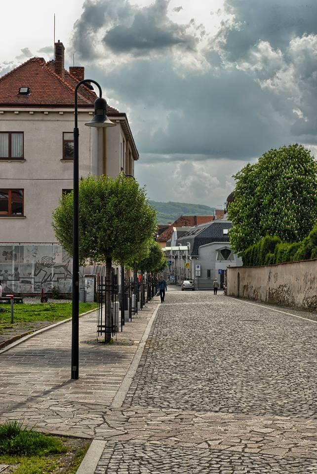 od Slovenskej ulice