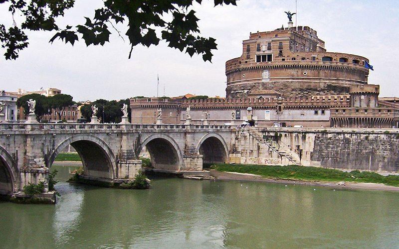 dovolenka v Ríme