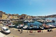 Saint Tropez panorama