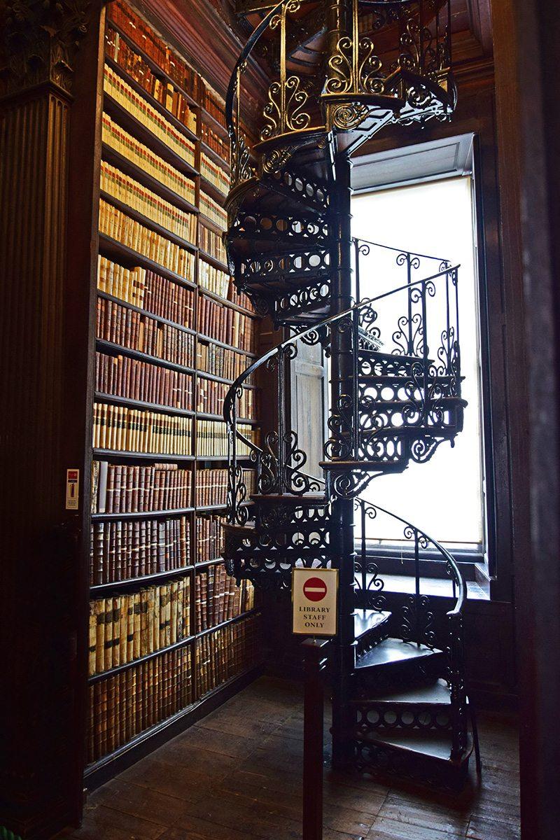 Trinity knižnica
