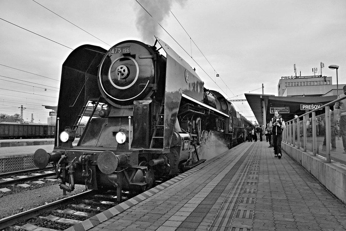 Prešovská železničná stanica