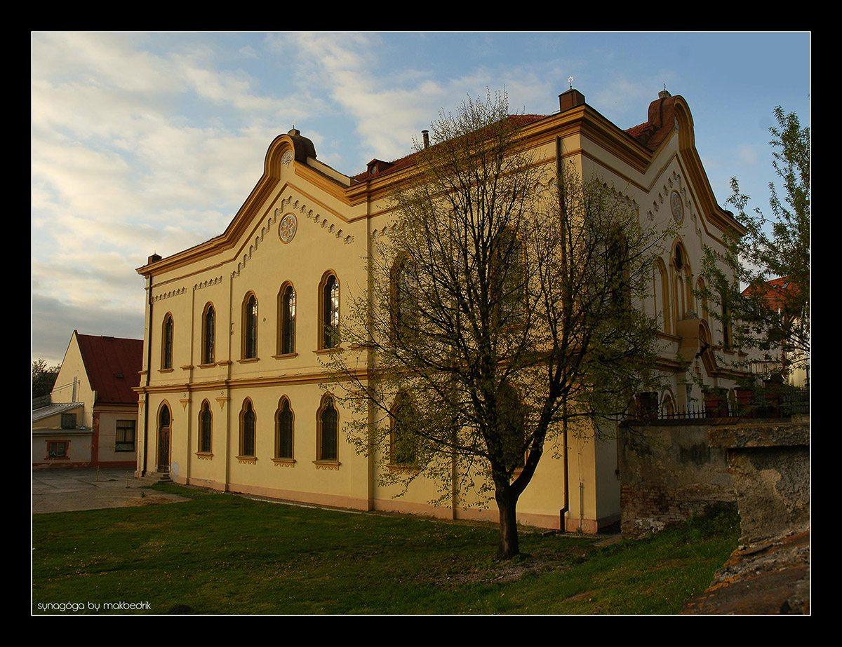 Židovská synagóga v Prešove