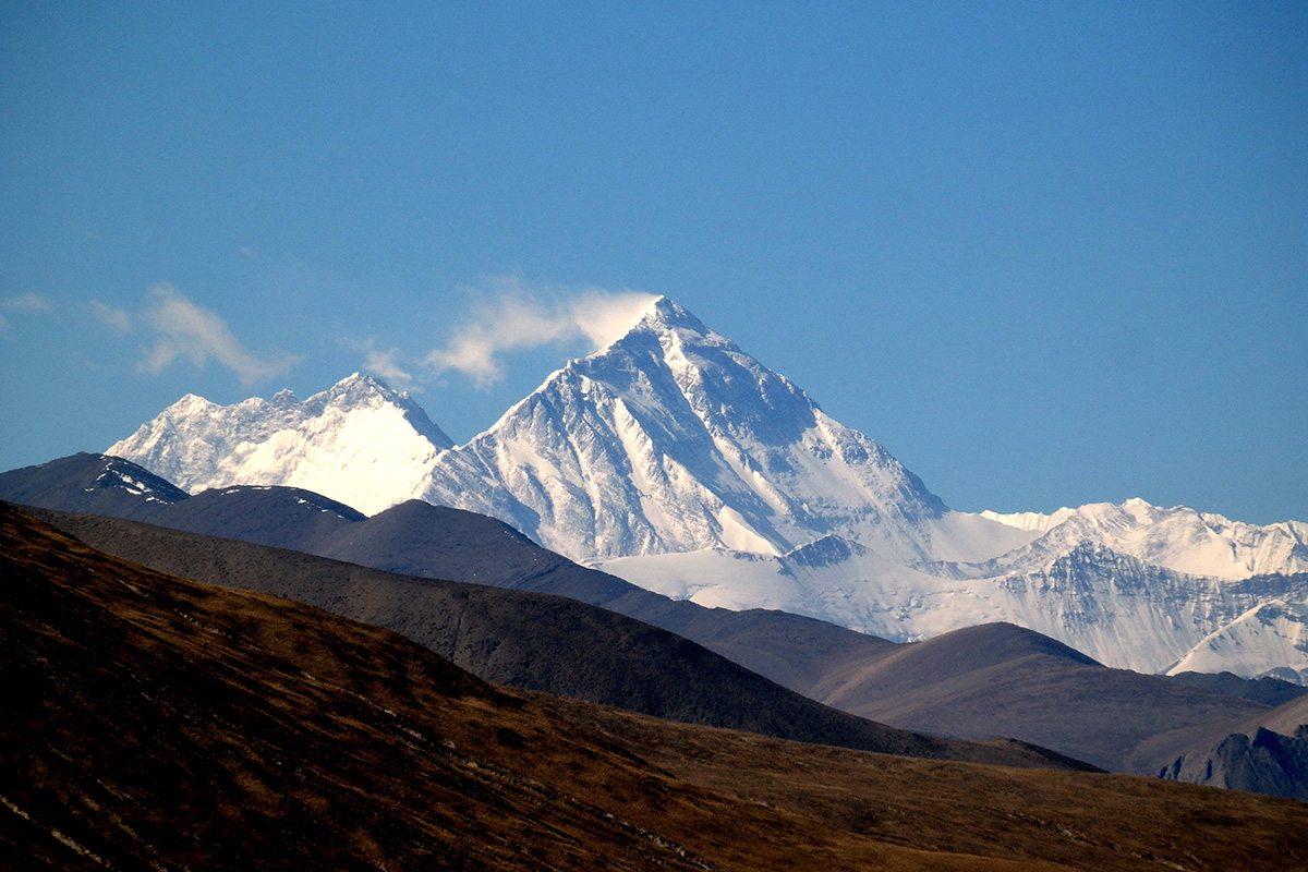 Everest - Tibet, Nepál